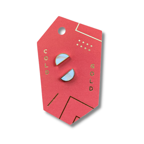 Cotton Scarf, Rectangle - Sand Indigo Shibori