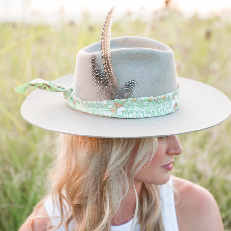 Aspen Collection Hat (Natural)
