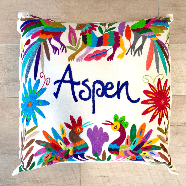 Aspen Pillow (Multicolor)