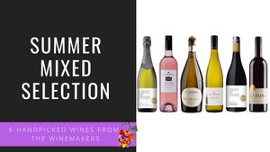 6 Mixed Summer Wines (Only 50 Boxes Available) + Free Shipping!