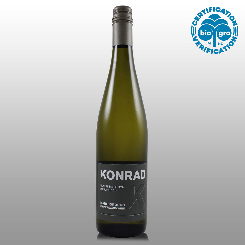 Konrad Range Bunch Selection Riesling 2014 - 6 Pack