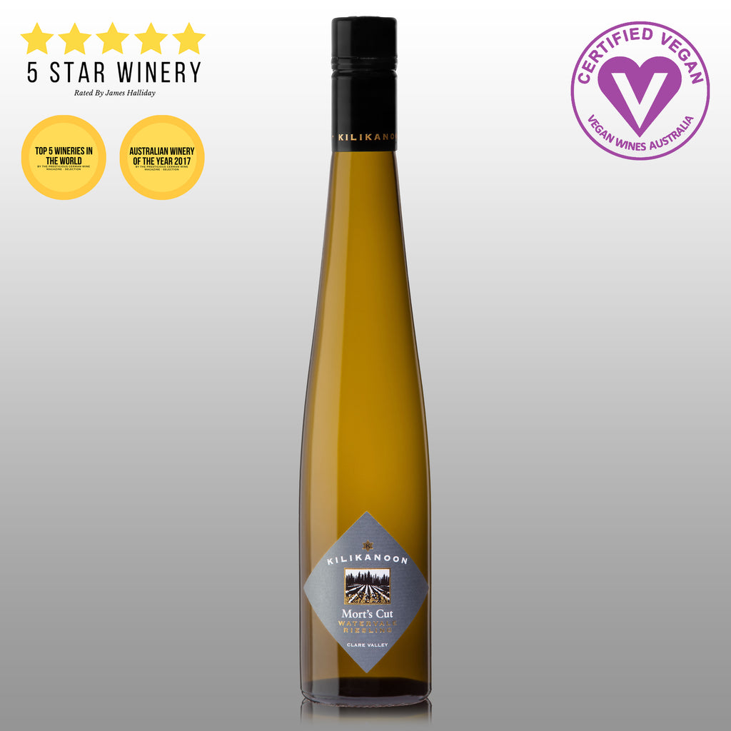 Kilikanoon 2017 Mort's  Cut Riesling 375ml - 6 Pack