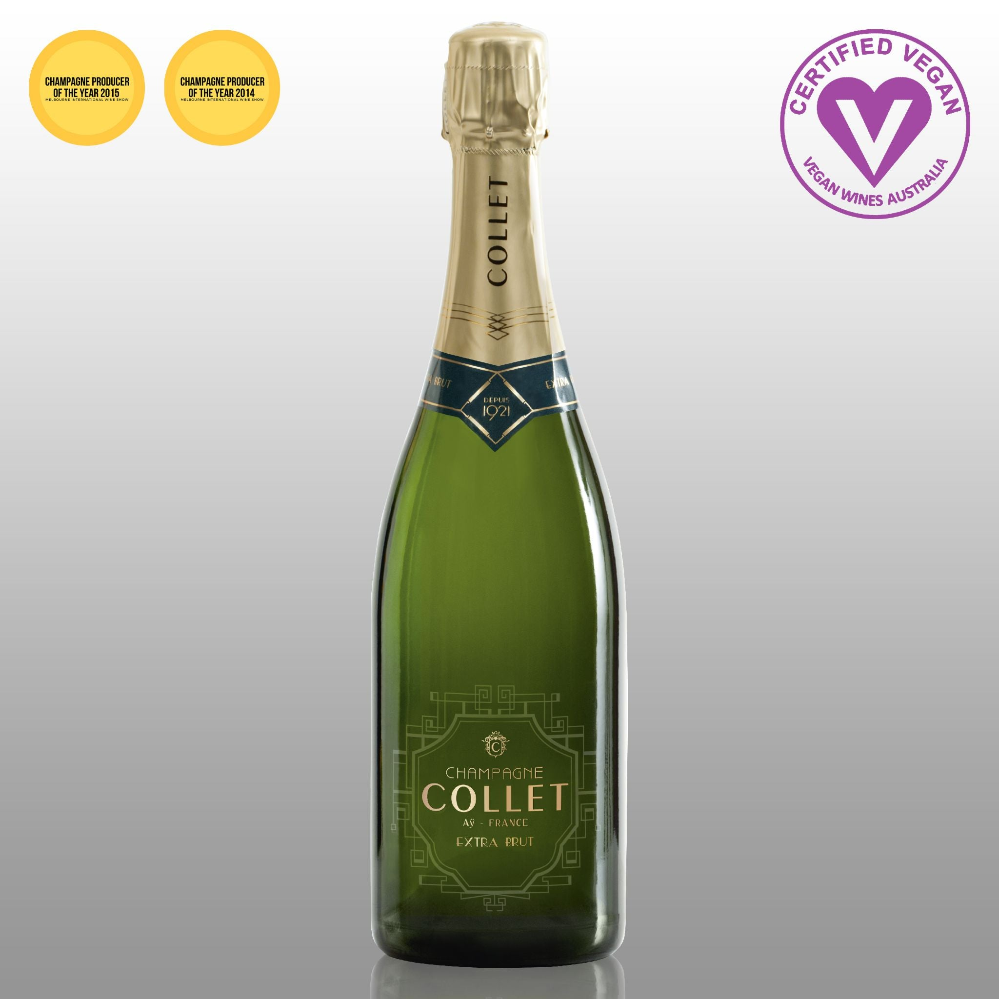Collet NV Extra Dry Brut  - 6 Pack