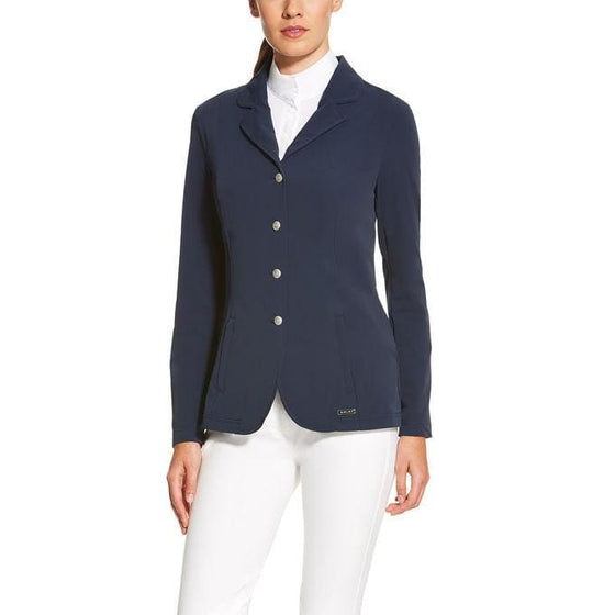 Ariat Artico Womens Light Weight Show Coat - Competition Jacket