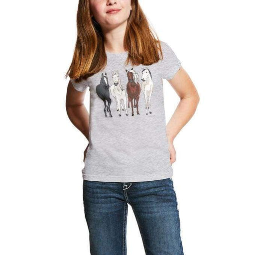 Ariat Girls 360 View Tee - Kids T-Shirt