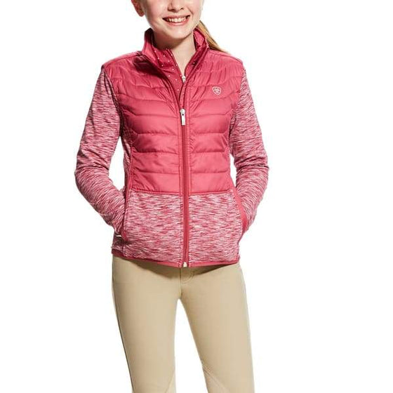 Ariat Girls Capistrano Jacket - kids Jacket