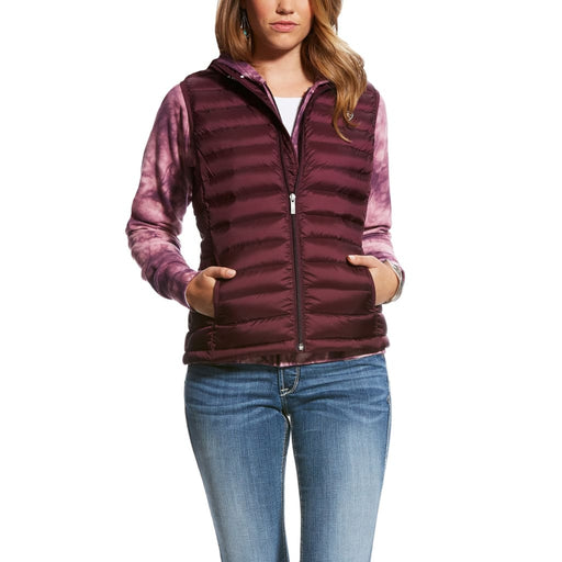 Ariat Ladies Ideal Down Vest - Ladies Jacket