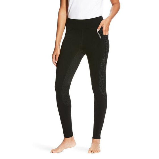 Ariat Womens Prevail Insulated Full Seat Riding Tights - Ladies Breeches