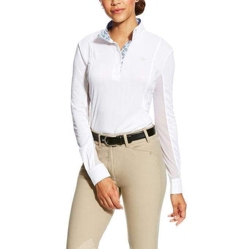 Ariat Womens Sunstopper Pro Show Shirt - Competition Shirt
