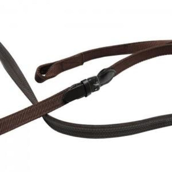 Breeze Up Nylon Loop End Reins - Reins