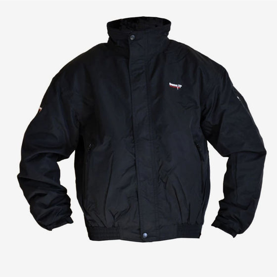 Breeze Up Waterproof Jacket Black - Waterproof Jacket