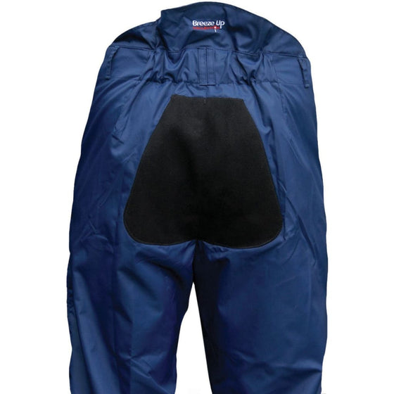 Breeze Up Waterproof Trousers Navy - Breeches