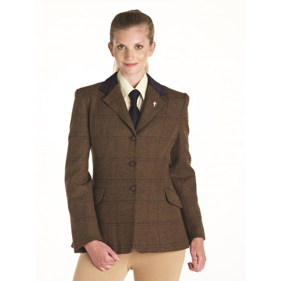 Caldene Silverdale Girls Jacket - Showing Jacket