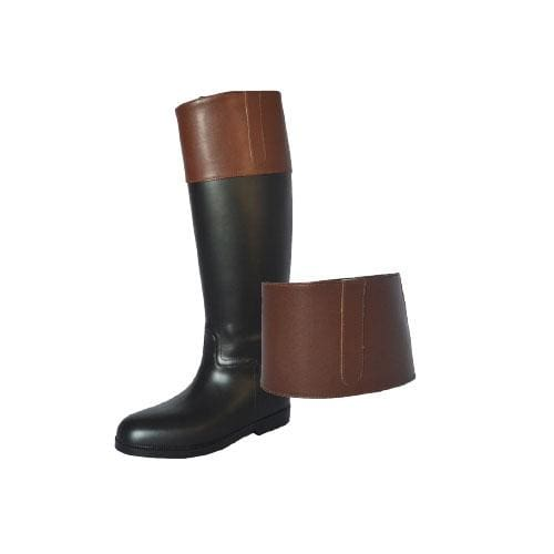 Celtic Equine Charles Fox Boot Tops - Boot Tops