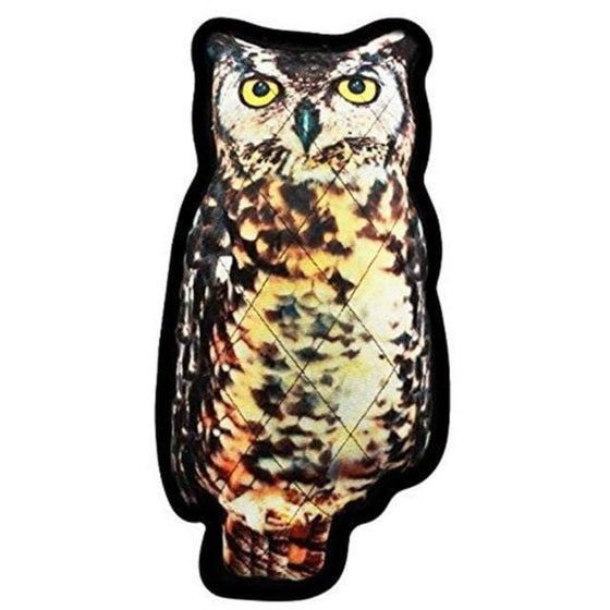 Country Pet Owl Dog Toy - Dog Toy