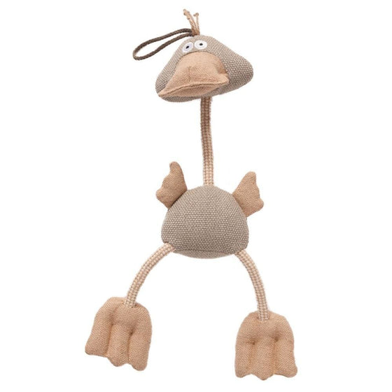 Danish Design Daisy the Long Legs Duck - Dog Toy