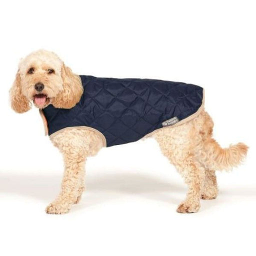 Danish Design Quilted Dog Coat - Dog Coat