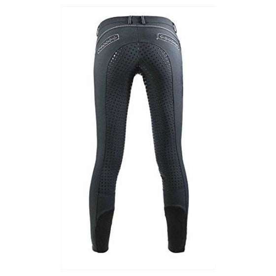 Equiline Girls Clodette Full Grip Breeches - Breeches