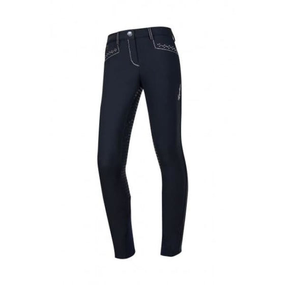 Equiline Girls Full Grip Breeches Emma - Junior Breeches