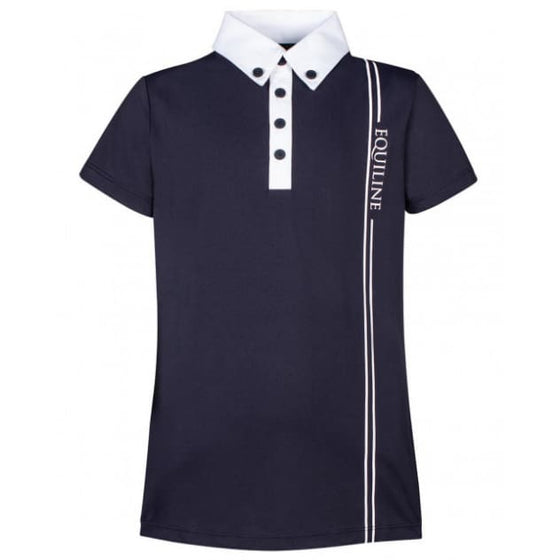 Equiline Junior Competition Shirt Jecko - Competition Shirt