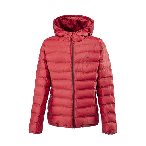 Equiline Ladies Down Bomber Jacket Zaffiro - Jacket