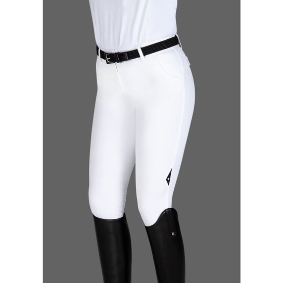 Equiline Ladies Knee Grip Breeches Franzi - Ladies Breeches