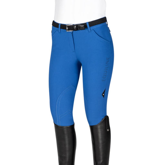 Equiline Ladies Knee Patch Breeches Boston - Breeches