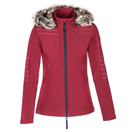 Equiline Ladies Softshell Jacket Clemantis - Ladies Jacket