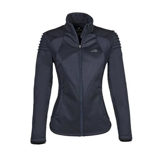 Equiline Ladies Softshell Jacket Flyer Navy - Small / Navy - Ladies Jacket