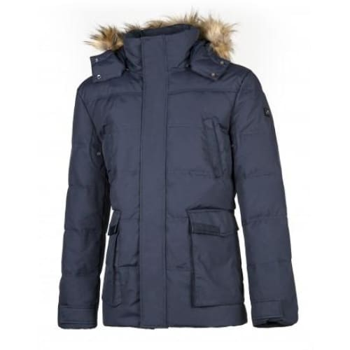 Equiline Mens Extra Winter Jacket Stone - Mens Jacket