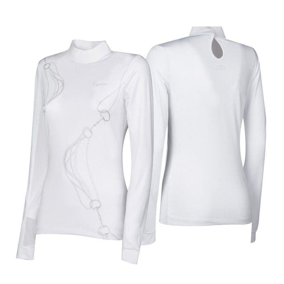 Equiline Nadia Ladies Competition Shirt - Competition Shirt