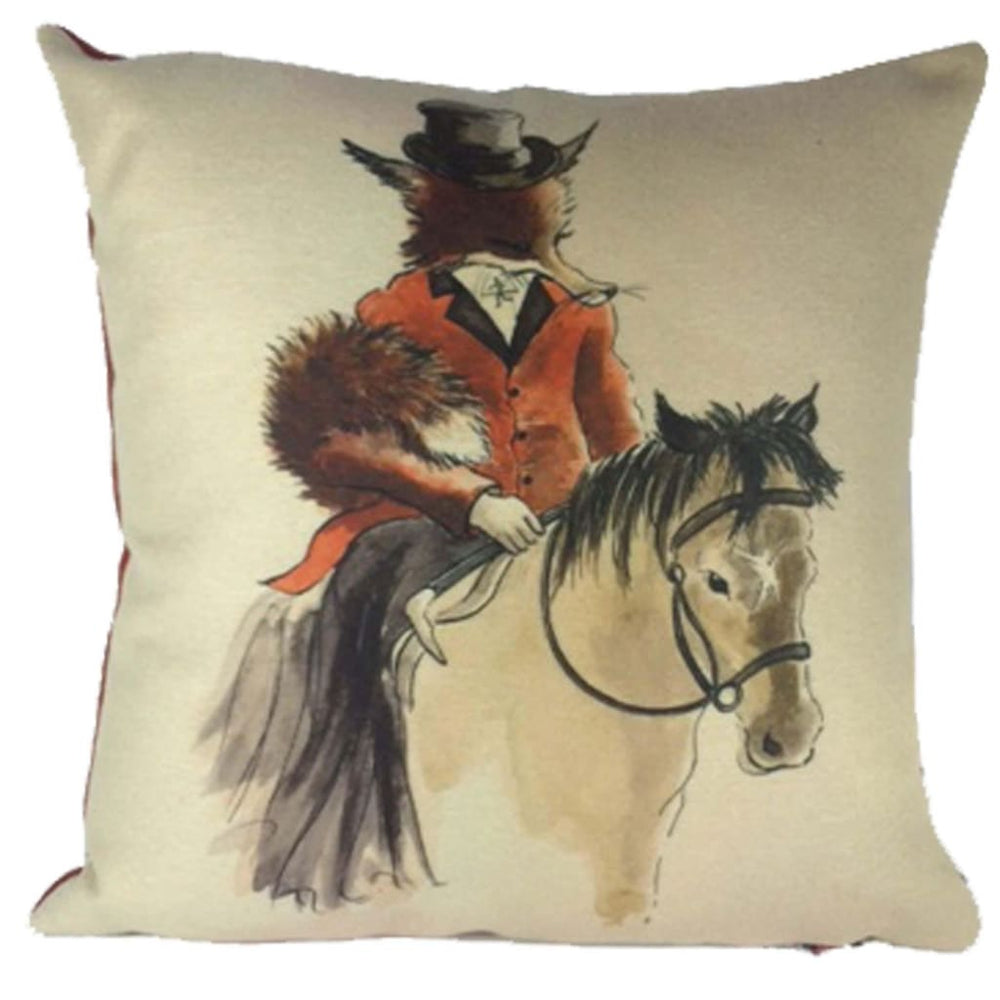 Grays Lady Fox Cushion - Cushion