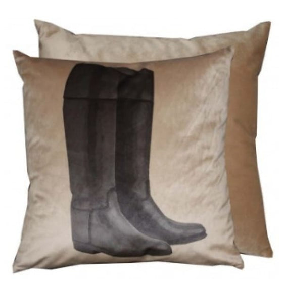 Grays Riding Boots Cushion - Cushion