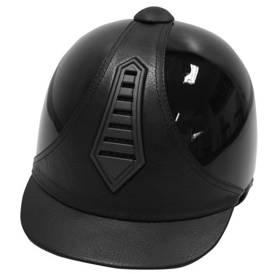 Horseware Rambo Classic Riding Helmet Black - Riding Hat