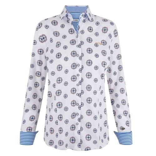 HV Polo Belinda Blouse AOP - Ladies Shirt