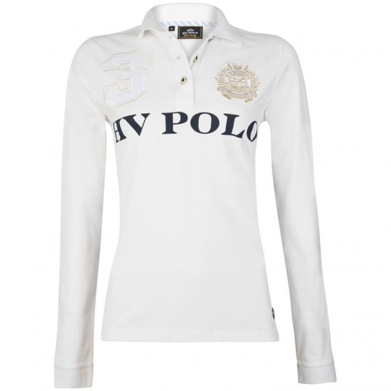 HV Polo Favouritas Equese Long Sleeved Polo Shirt - Polo Shirt