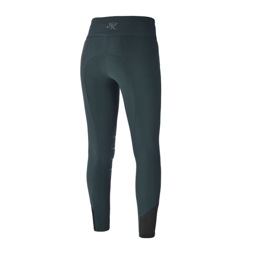 Kingsland Katja E-Tec K-Grip Pull On Breeches Green - Ladies Breeches