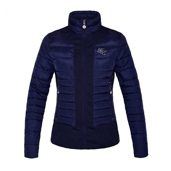 Kingsland Ladies Insulated Jacket Jacklyn Navy Blazer