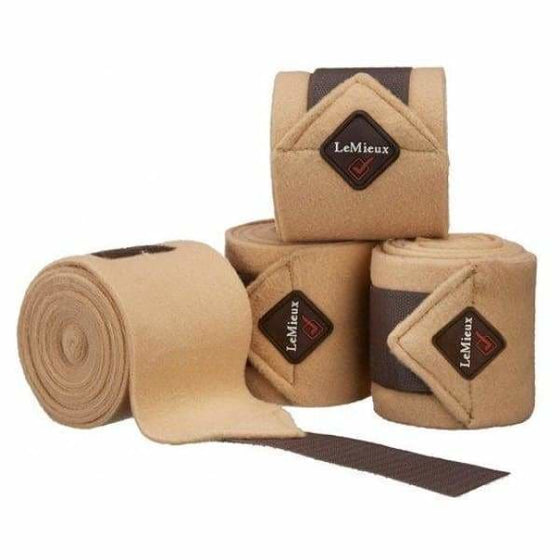 Le Mieux Polo Bandages - Full / Beige - Polo Bandage