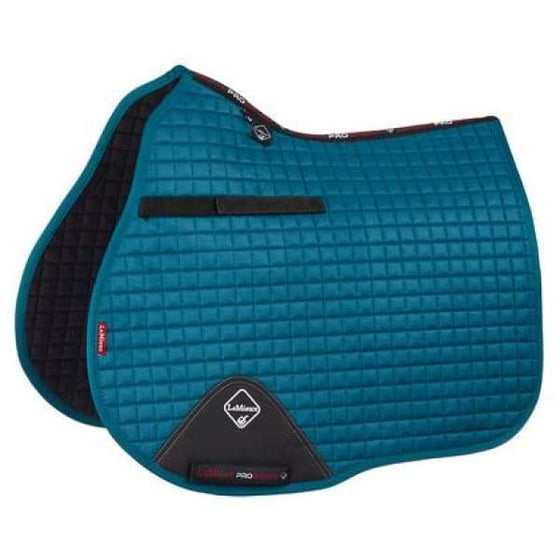 Le Mieux Saddle Pad Suede GP Square - Saddle Pad
