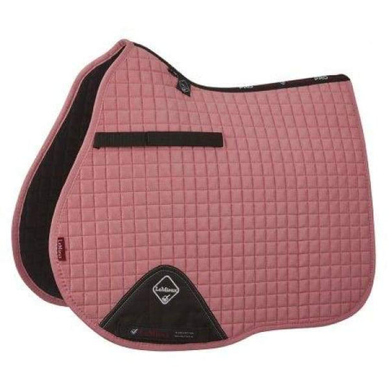 Le Mieux Suede GP Square Saddle Pad - Numnah