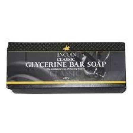 Lincoln Classic Glycerine Bar Soap - Glycerine Bar Soap