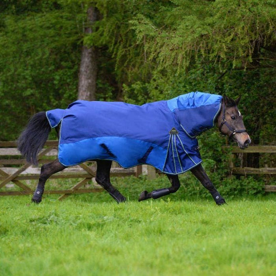 Masta Fieldmasta Fixed Neck Turnout Rug 350g - Horse Rug