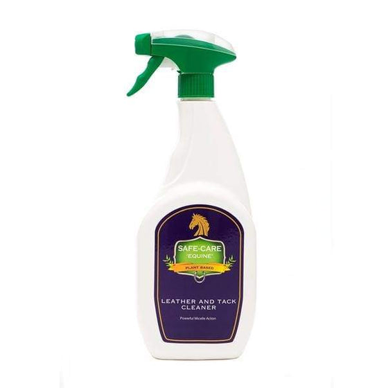 Safe-Care Equine Leather & Tack Cleaner - Leather and Tack Cleaner