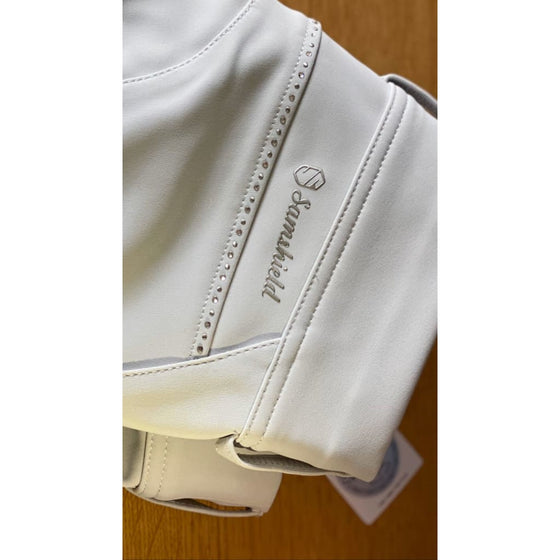 Samshield Breeches Sandra - Light Grey - Ladies Breeches