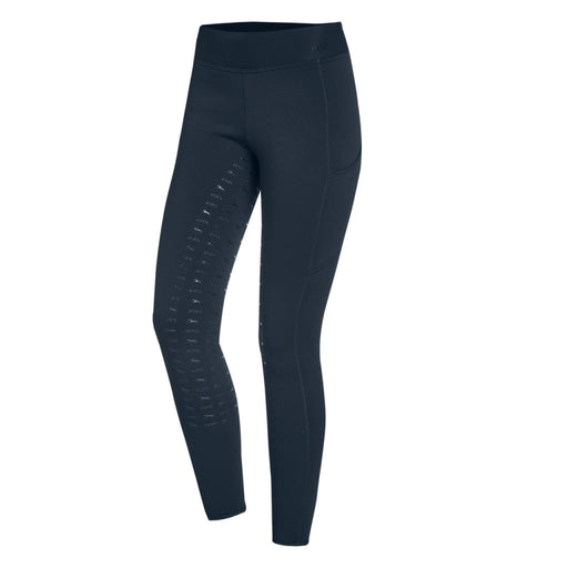 Schockemohle Winter Riding Tights Navy - Tights