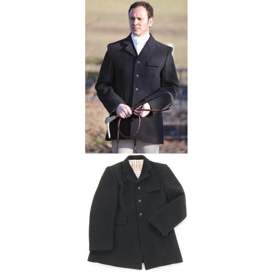 Shires Clifton Mens Hunt Jacket - Hunt Jacket