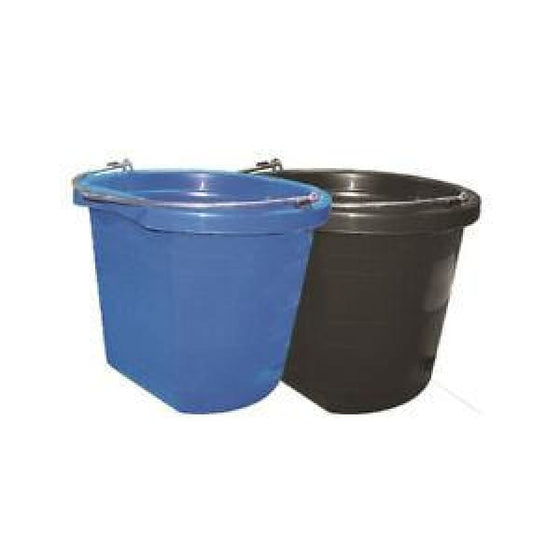 Stablekit Flat Backed Bucket - Bucket