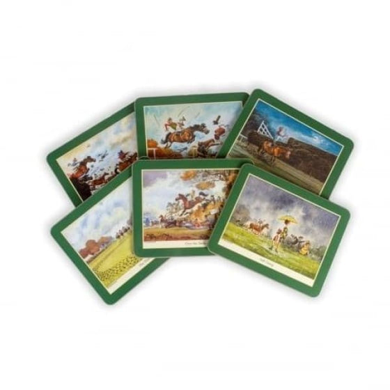 Thelwell Collectable Racing Placemats - Place Mats