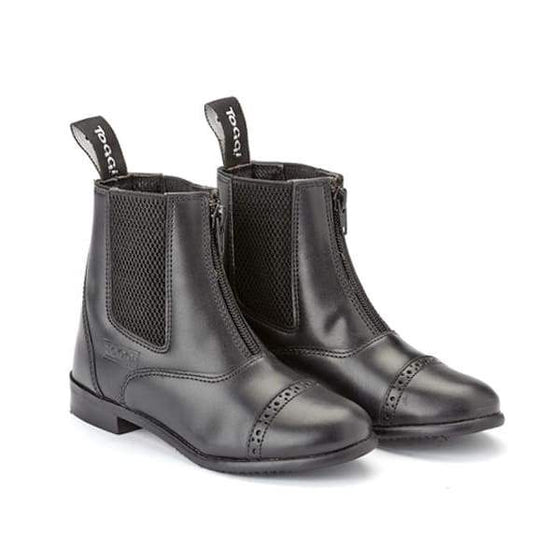 Toggi Augusta Childrens Jodphur Boot - Riding Boot